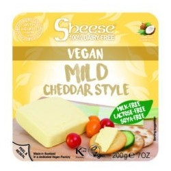 Queso cheddar mild CHEESE...