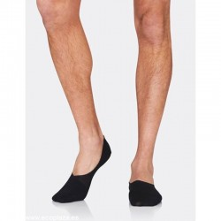 Calcetines hombres pinkies negros BOODY 39-45