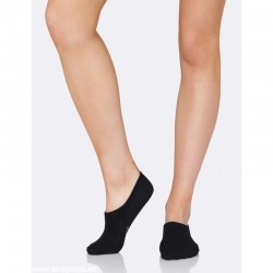 Calcetines mujer pinkies negros BOODY 34-40